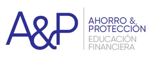 Logo A&P blanco